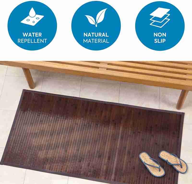alfombras de bambu el corte ingles