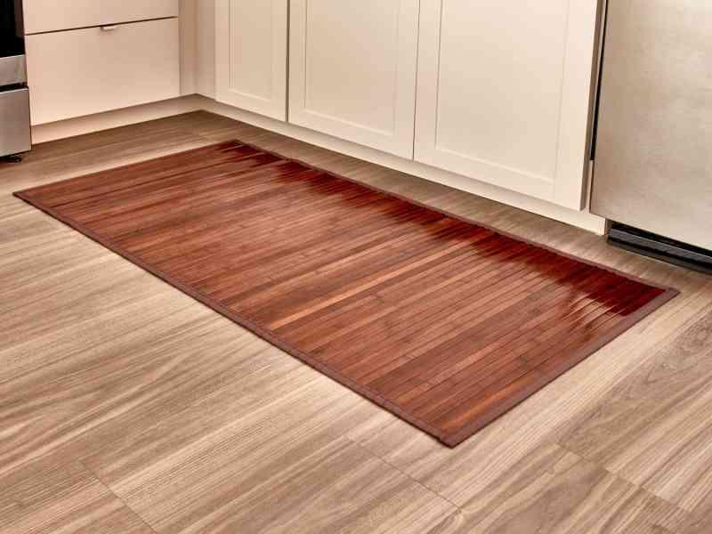 comprar alfombras de bambú online