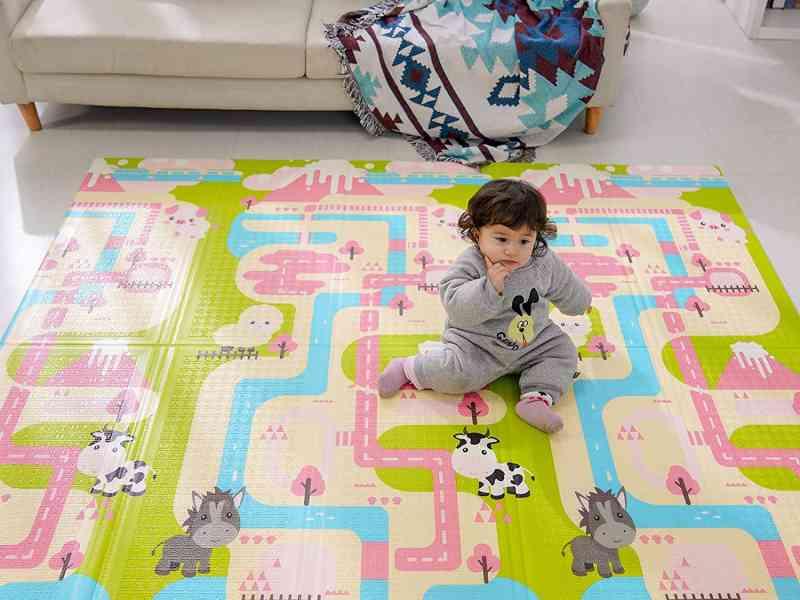 alfombras infantiles grandes baratas