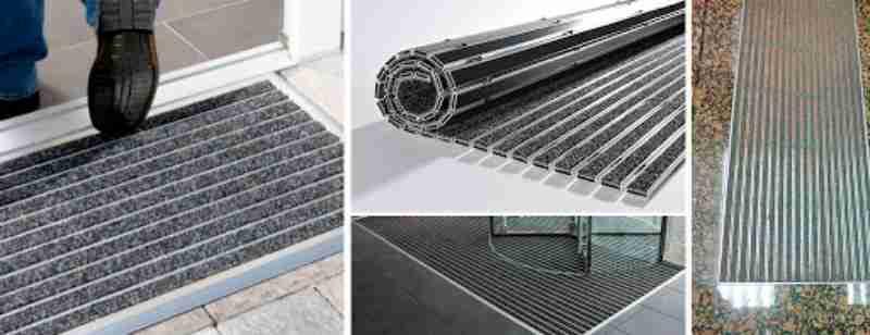 felpudos técnicos de aluminio leroy merlin