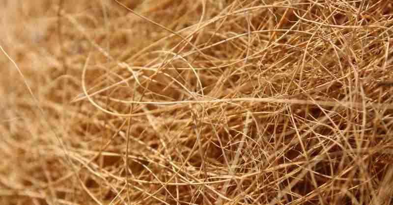 Felpudos en catalán  fibras de coco